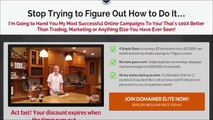 Domainer Elite Course Review-The BEST Domain Flipping