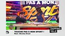 Estelle Denis demandée en mariage en direct devant Raymond Domenech !