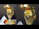 World's Most Expensive Chocolate Ice Cream - Sundae