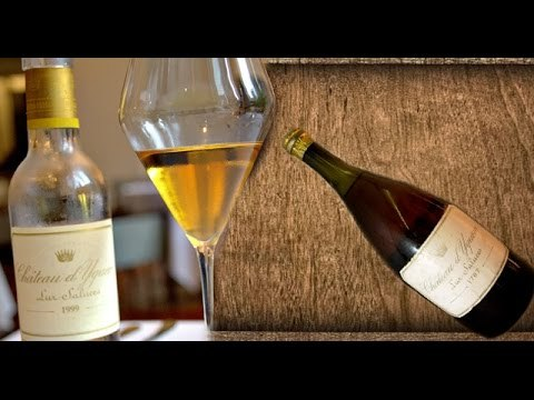 Chateau d'yquem - World Expensive Wine