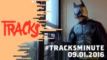 Du cosplay, de l'éthio-jazz et des musiciens en plein bad trip : welcome to Tracks !