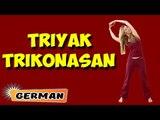 Triyak Tadasana | Yoga für Anfänger | Yoga For Beginners & Tips | About Yoga in German