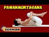 Pawanmuktasana | Yoga für Anfänger | Yoga For Beginners & Tips | About Yoga in German