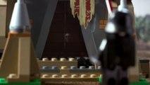 LEGO Star Wars 75139 Battle on Takodana & 75140 Resistance Troop (2016)
