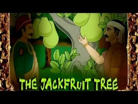 Akbar and Birbal - The Jackfruit Tree - Tamil Animated Stories For Kids