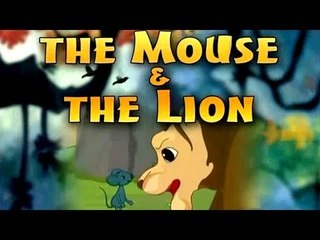 Tales of Panchatantra - The Mouse and The Lion - Tamil Animated Stories For Kids