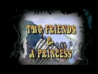 Vikram Betal | Two Friends and A Princess | Tamil Stories For Kids