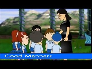Good Manners - Fun And Learn Series in English