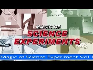 Magic of Science Experiment Vol 1 - Fun And Learn Series in English