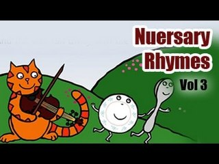 Nursery Rhymes Vol 3 - Collection of Ten Rhymes