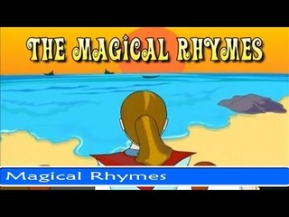 Magical Rhymes - Fun And Learn Series in English