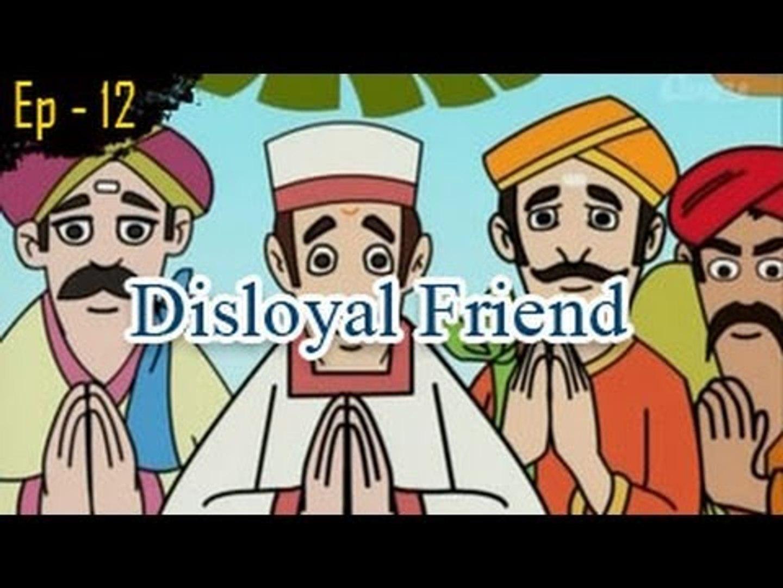 Disloyal Friend - Moral Stories For Kids - Grandpas Stories