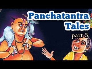Best of Panchatantra Tales | Kids Moral Stories in English - Part 3