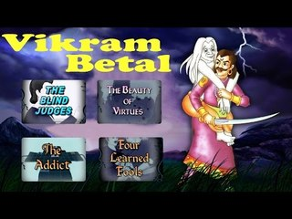 Vikram & Betal - Full Animated Episode in English - Part 3