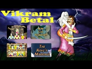 Vikram & Betal - Full Animated Episode in English - Part 4