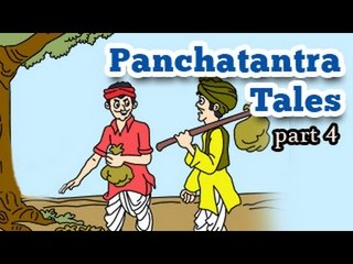 Best of Panchatantra Tales | Kids Moral Stories in English - Part 4
