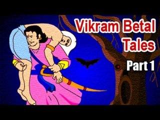 Vikram Betal Tales | Kids Moral Stories - Part 1