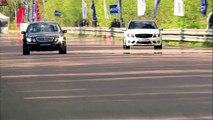 Mercedes E55 AMG vs Mercedes C63 AMG; Jeep SRT 8 vs BMW X6M; Audi RS6 vs BMW M3 ESS