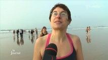 Saint-Gilles-Croix-de-Vie : le dernier bain de l'année
