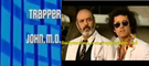 """TRAPPER JOHN MD: """"Trapper & Gonzo""""- Great Team [Pernell Roberts & Gregory Harrison]"""