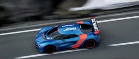 Renault Alpine A110-50 - The movie with Jean Ragnotti