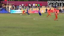 Indonesian Footballer KILLED By Horrendous Tackle (Kick To Stomach) From Goalkeper