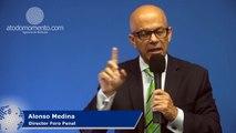 Declaraciones de Alonso Medina director del foro penal