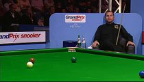 Neil Robertson Almost Impossible Shot - Stick power of Robertson - World Snooker Championship.