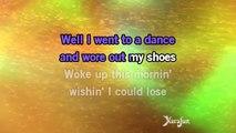 Karaoke Honky Tonk Blues - Miranda Lambert *