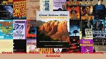 PDF Download  Great Sedona Hikes The 50 Greatest Hikes in Sedona Arizona Read Online