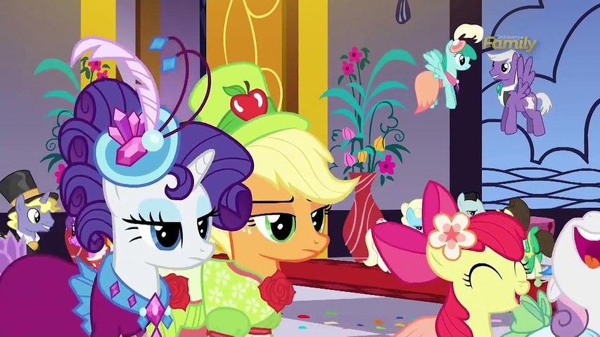 My Little Pony Friendship is magic Season 5 Episode 7 - Make New Friends But Keep Discord