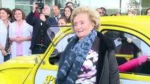 Bernadette Chirac lance la 27eme édition de Pièces Jaunes