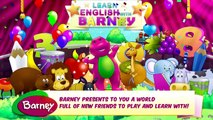 Learn English with Barney! Barney & Friends
