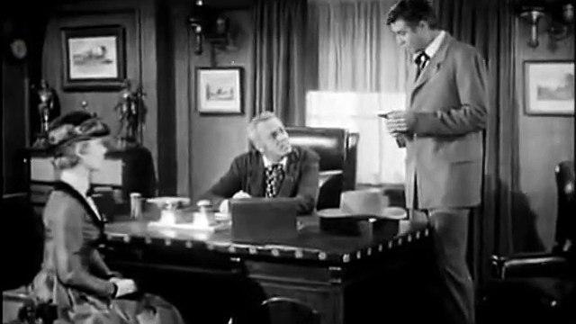 "1955 STORIES OF THE CENTURY - ""Kate Bender"" - Jim Davis, Mary Castle"