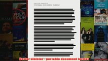 Dexter sinister  portable document format