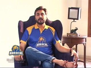 Adnan Siddiqui - Kyun Ke Hum Hain Karachi Kings Dilon Ke Badshah