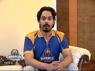 Gohar Rasheed - Kyun Ke Hum Hain Karachi Kings Dilon Ke Badshah