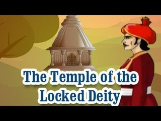 Akbar And Birbal | The Temple of the Locked Deity | English Animated Stories For Kids