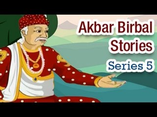 Akbar Birbal | Animated Stories Collection | Series 5