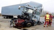 Car Accidents 2016 - Part 6 - Brutal & Fatal Car Crashes Accident