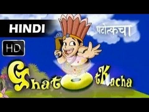 Ghatothkacha   Animated Movie For Kids   घटोत्कच Movie in Hindi