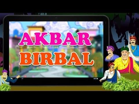 Akbar Aur Birbal - Hindi Full Animated Stories For Kids
