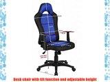 Groovy Buerostuhl24 Stady 685950 Office Swivel Chair White Black Creativecarmelina Interior Chair Design Creativecarmelinacom