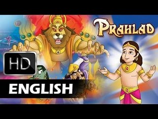 Prahlad Full Movie | English Animated Movie For Kids