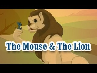 The Mouse & The Lion | The Grandpa's Stories English