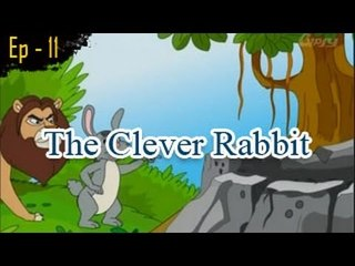 The Clever Rabbit  | The Grandpa's Stories English