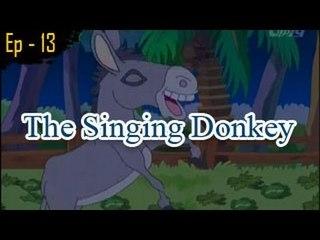 The Singing Donkey  | The Grandpa's Stories English