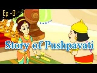 Sinhasan Battisi - Episode No 9 - Hindi Stories for Kids