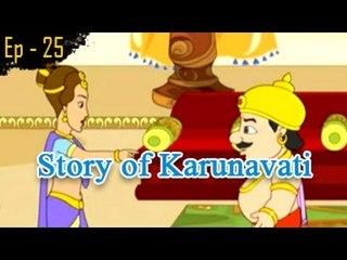 Sinhasan Battisi - Episode No 25 - Hindi Stories for Kids