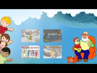 Grandpa Stories - English Animated Story For Kids - Series 3